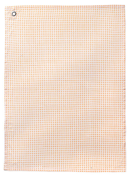Geschirrtuch Pattern orange von Bloomingville
