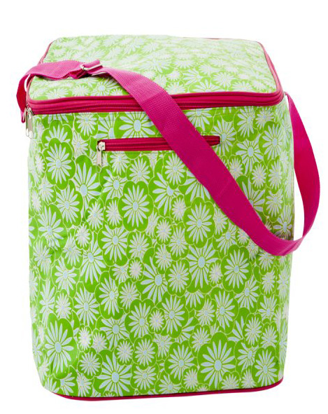 Rice K�hltasche XL Casablanca Print green