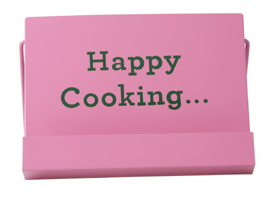 Rice Kochbuchst�nder Happy Cooking