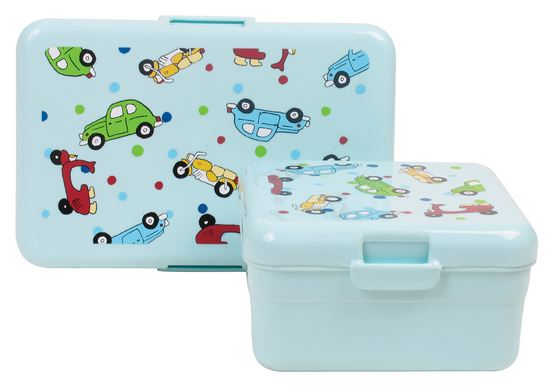 Rice Lunchbox Cars