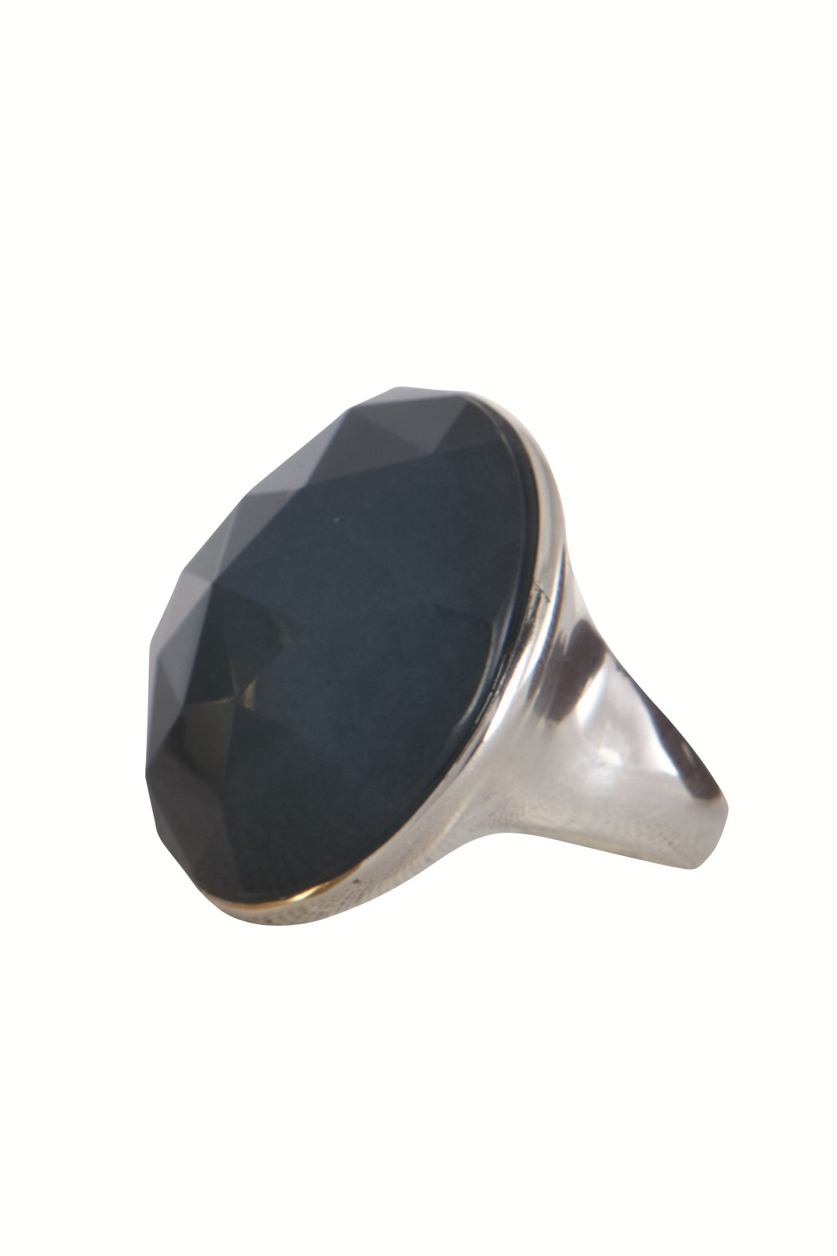 House Doctor Ring Kvarsit blau