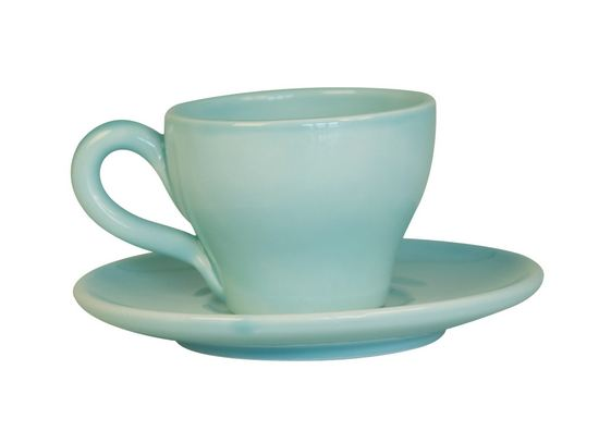 Rice Italian Tableware Espresso Cup mint