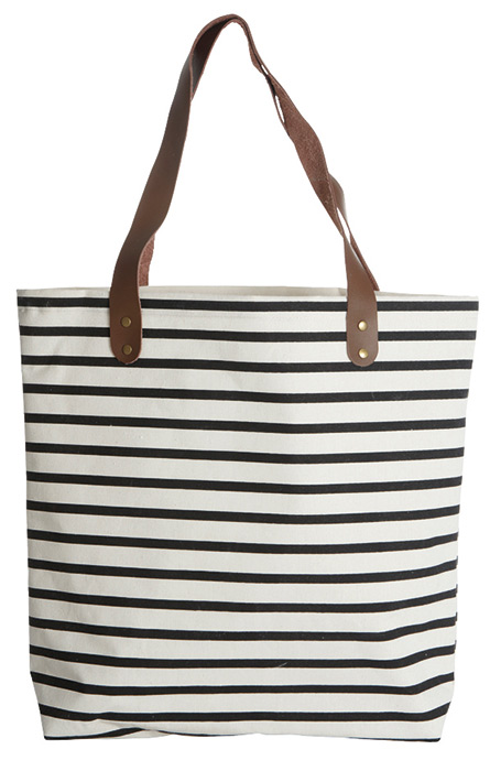 House Doctor Shopper Streifen Stripes