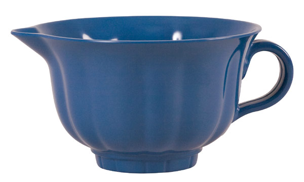 Rice Mixing Bowl Melamin dusty blue