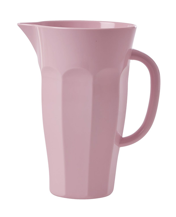 Rice Pitcher Krug Melamin in Softpink 1,75L