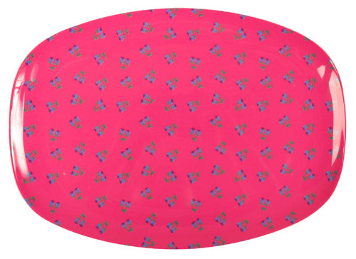 Rice Tablett Berry Pink