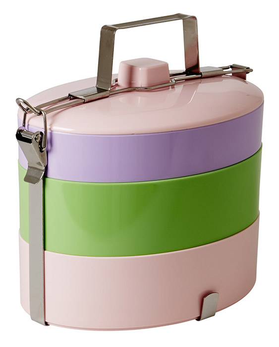 Rice gro�e Lunch Box aus Melamin