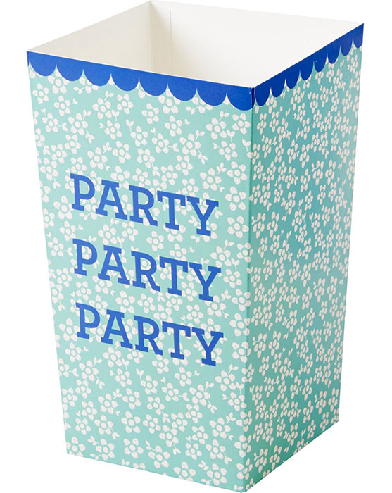 Rice Party Popcorn Papierbox mint