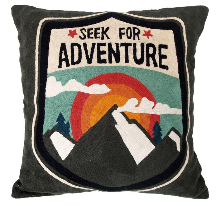 STBR Storebror Seek for Adventure Kissen 50x50cm