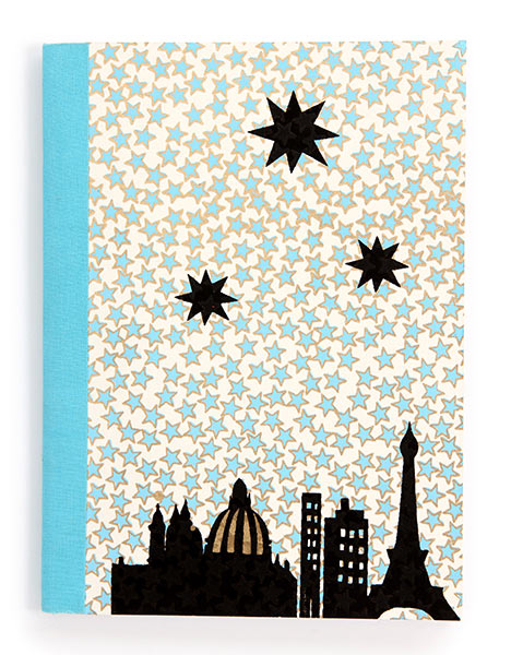 Notebook Big City von Rie Elise Larsen